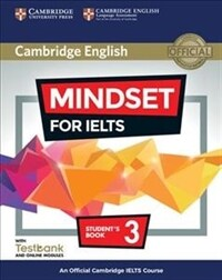 Mindset for IELTS Level 3 Student's Book with Testbank and Online Modules : An Official Cambridge IELTS Course (Package)