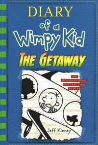 Diary of a Wimpy Kid #12: Getaway (Paperback, International)