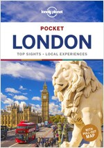 Lonely Planet Pocket London (Paperback, 6)