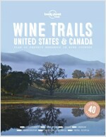 Wine Trails - USA & Canada (Hardcover)