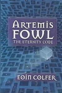 [중고] The Eternity Code (Hardcover, Deckle Edge)