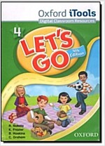 Let's Go: 4: iTools (CD-ROM, 4 Revised edition)