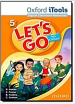 Let's Go: 5: iTools (CD-ROM, 4 Revised edition)