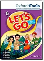 Let's Go: 6: iTools (CD-ROM, 4 Revised edition)
