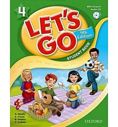(4판)Lets Go 4: Student Cards (Cards, 4th Edition)
