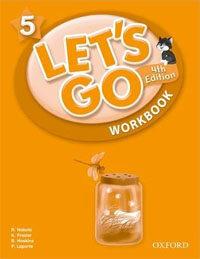(4판)Let's Go 5: Workbook (Paperback, 4th Edition)
