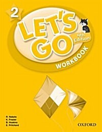 (4판)Lets Go 2: Workbook (Paperback, 4th Edition )