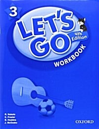 (4판)Lets Go 3: Workbook (Paperback, 4th Edition)
