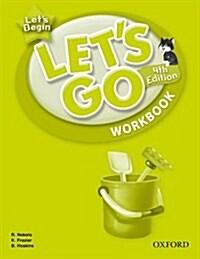 (4판)Lets Begin : Workbook (Paperback, 4th Edition )