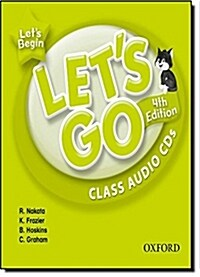 (4판)Lets Begin: Class Audio CD (CD 2장, 4th Edition)