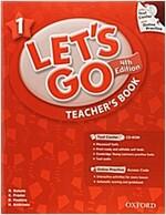 (4판)Let's Go 1: Teacher's Book (Paperback, 4th Edition)
