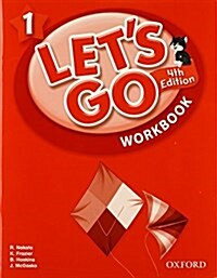 (4판)Lets Go 1: Workbook (Paperback, 4th Edition)