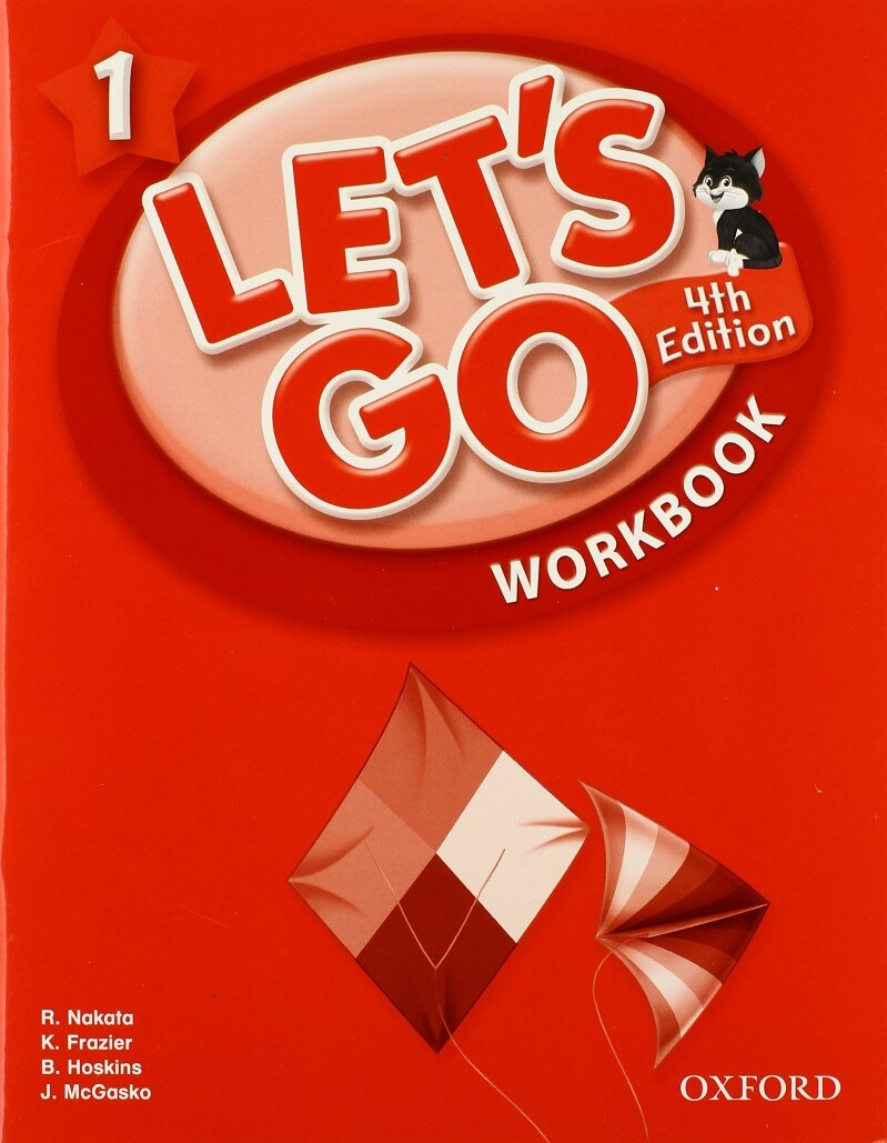 Lets Go 1 : Workbook (Paperback, 4th Edition)