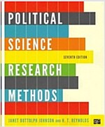 Political Science Research Methods (Paperback, 7)