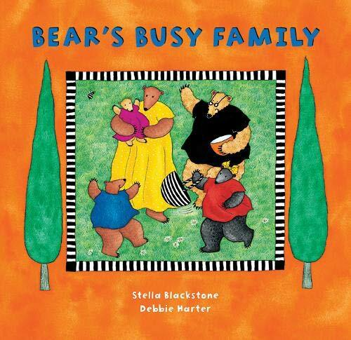 Bears Busy Family (Paperback, New Edition)