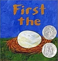 First the Egg (Paperback)