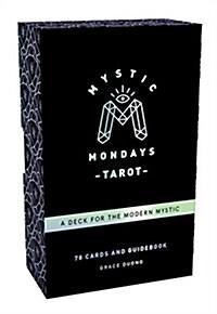 Mystic Mondays Tarot: A Deck for the Modern Mystic (Tarot Cards and Guidebook Set, Card Game Gifts, Arcana Tarot Card Set) (Other)