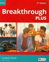 Breakthrough Plus 2nd Edition Intro Level Student's Book + Digital Student's Book Pack - Asia (Package)