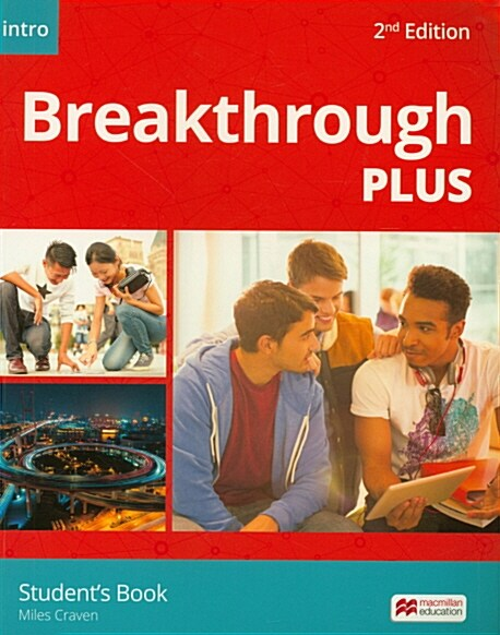 Breakthrough Plus 2nd Edition Intro Level Students Book + Digital Students Book Pack - Asia (Package)