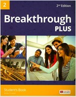 Breakthrough Plus 2nd Edition Level 2 Student's Book + Digital Student's Book Pack - Asia (Package)