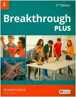 Breakthrough Plus 2nd Edition Level 3 Student's Book + Digital Student's Book Pack - Asia (Package)