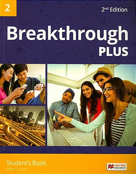 Breakthrough Plus 2nd Edition Level 2 Students Book + Digital Students Book Pack - Asia (Package)