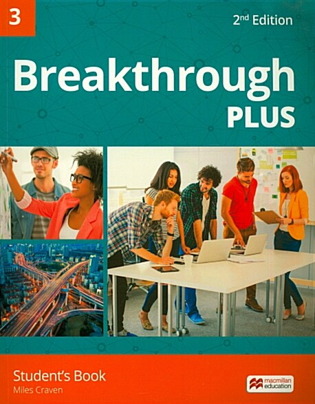 Breakthrough Plus 2nd Edition Level 3 Students Book + Digital Students Book Pack - Asia (Package)
