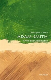 Adam Smith: A Very Short Introduction (Paperback)