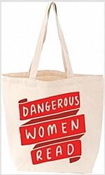 Dangerous Women Read Tote (Other)