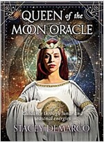 Queen of the Moon Oracle: Guidance Through Lunar and Seasonal Energies (Other)