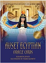 Auset Egyptian Oracle Cards: Ancient Egyptian Divination and Alchemy Cards (Other)