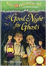 A Good Night for Ghosts (Paperback + CD)