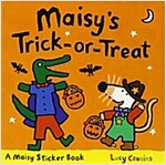 Maisy's Trick-or-Treat Sticker Book (Paperback, Reprint)