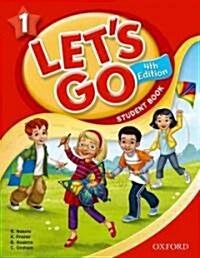 [중고] (4판)Lets Go 1: Student Book (Paperback, 4th Edition)