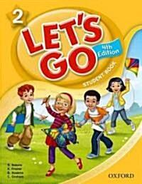 (4판)Lets Go 2: Student Book (Paperback, 4th Edition)