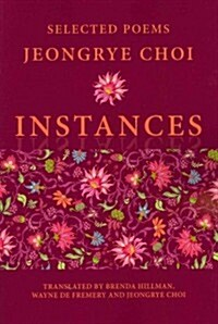 Instances: Selected Poems (Paperback)