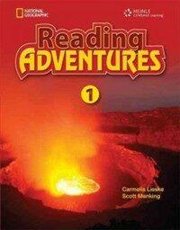 Reading Adventures 1 (Paperback)