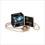 Harry Potter Time-Turner and Sticker Kit (Mini Paperback + Miniature)