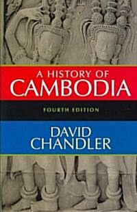 A History of Cambodia (Paperback, 4)