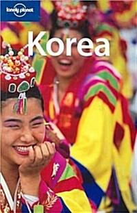 [중고] Lonely Planet Korea (Paperback, 7th)