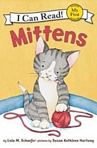 [중고] Mittens (Paperback, Reprint)