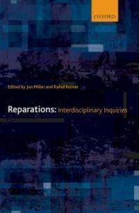 Reparations : interdisciplinary inquiries