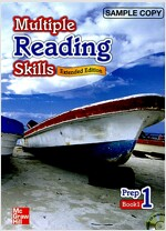 Multiple Reading Skills Extend Edition Prep 1-1 (Student Book + CD)
