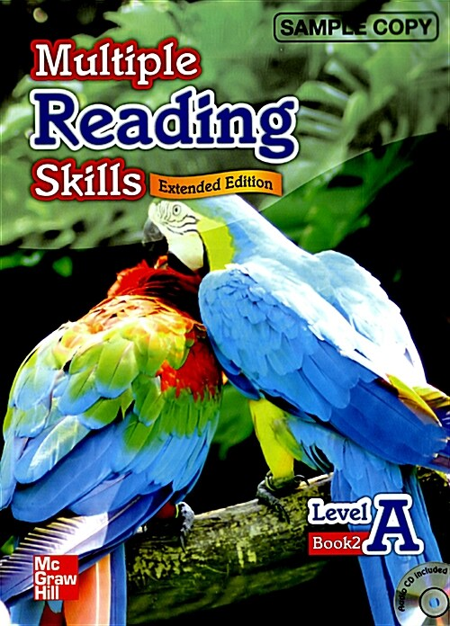 Multiple Reading Skills Extend Edition A-2 (Student Book + CD)