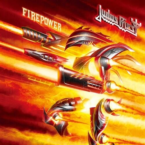 Judas Priest - 정규 18집 Firepower
