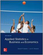 Applied Statistics in Business and Economics (Paperback, 6th)