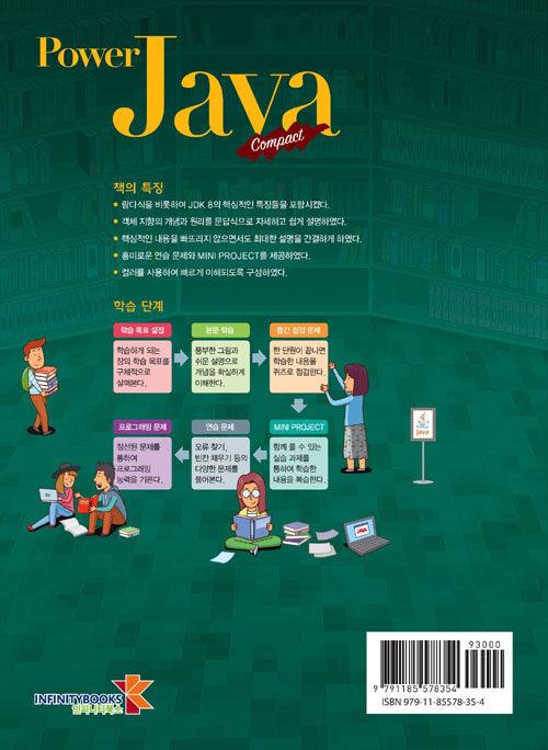 Power Java : compact