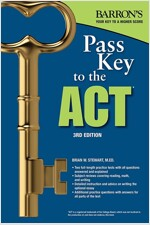 Pass Key to the ACT (Paperback, 3)