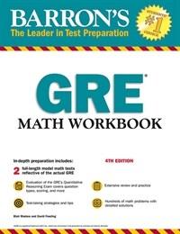 GRE Math Workbook (Paperback, 4)
