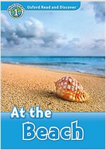 Oxford Read and Discover: Level 1: At the Beach Audio Pack (Package)